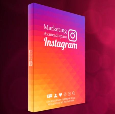 Livro Marketing Avançado Para Instagram