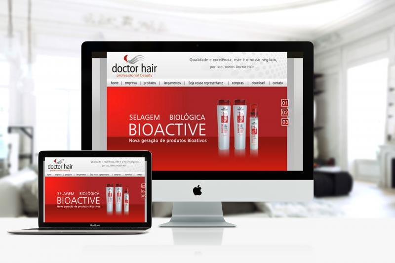 Doctor Hair - Site